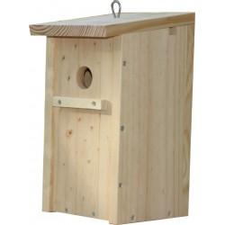 Caja nido con cámara