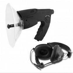Micrófono parabólico